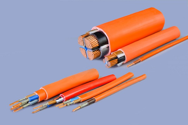 FIRE RESISTANT & FLAME RETARDANT CABLES